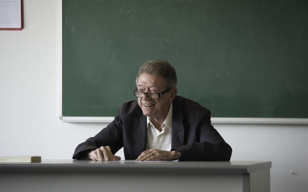 Triste noticia: Alberto Blecua in memoriam