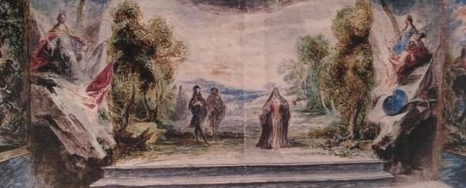 La práctica escénica cortesana en la España del siglo XVII