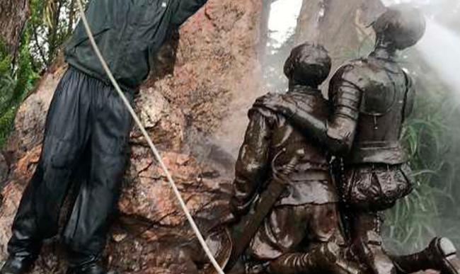 Encuentro online «El legado de Cervantes en el espacio público»