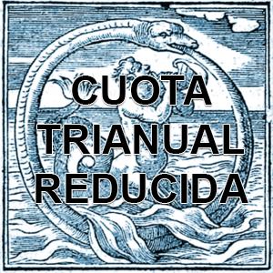 cuota trianual reducida